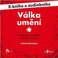 Balíček e-kniha a audiokniha Válka umění za výhodnou cenu - Steven Pressfield