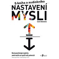 Balíček e-kniha a audiokniha Nastavení mysli za výhodnou cenu - Carol Dwecková