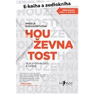 Balíček e-kniha a audiokniha Houževnatost za výhodnou cenu