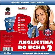 Angličtina do ucha 2 - mírně pokročilí - Audiokniha MP3