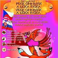 Nejkrásnější pohádky - Pták ohnivák a Liška Ryška - Audiokniha MP3