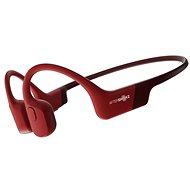 AfterShokz Aeropex červené - Bezdrôtové slúchadlá