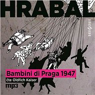 Bambini di Praga 1947 - Audiokniha MP3