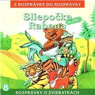 Sliepočka Rabona - Audiokniha MP3
