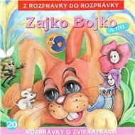 Zajko Bojko - Audiokniha MP3