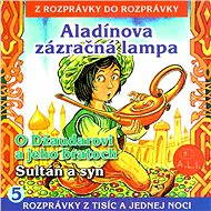 Aladínova zázračná lampa - Audiokniha MP3