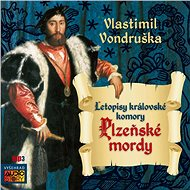 Plzeňské mordy - Audiokniha MP3
