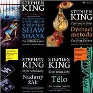 Stephen King za výhodnú cenu - Audiokniha MP3