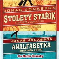 Stoletý stařík + Analfabetka za výhodnou cenu - Jonas Jonasson