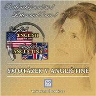 Audiokniha MP3 690 otázek v angličtině - Od začátečníků po středně pokročilé
