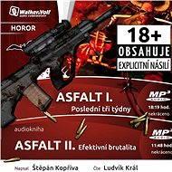 Fantasy horor Asfalt I + II za výhodnou cenu - Audiokniha MP3