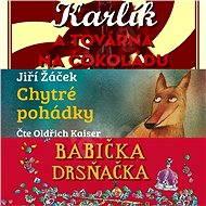 Balíček audioknih pro školní děti (6-10) za výhodnou cenu