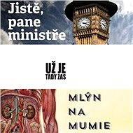 Balíček humorných audioknih za výhodnou cenu - Antony Rupert Jay, Jonathan Lynn, Timur Vermes, Petr Stančík