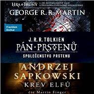 Balíček fantasy audioknih za výhodnou cenu - Audiokniha MP3