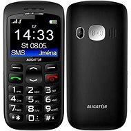 Aligator A670 Senior Black + Stolová nabíjačka