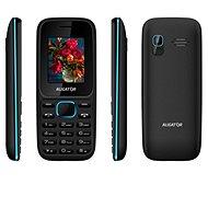 Aligator D200 Dual SIM čierno-modrý - Mobilný telefón