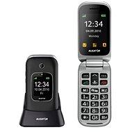 Aligator V650 čierno-strieborný - Mobilný telefón