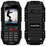 Aligator R12 extrémov čierny - Mobilný telefón