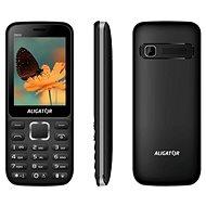 Aligator D930 Dual SIM čierna/strieborná - Mobilný telefón