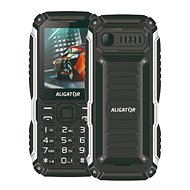 Aligator R30 eXtremo čierny - Mobilný telefón