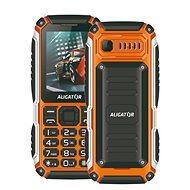 Aligator R30 eXtremo čierna/oranžová - Mobilný telefón