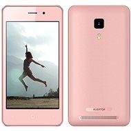 Aligator S4080 Duo ružový - Mobilný telefón