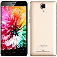 Aligator S5062 Duo zlatý - Mobilný telefón