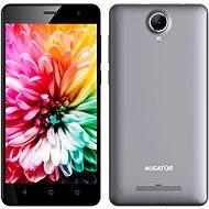 Aligator S5062 Duo sivý - Mobilný telefón