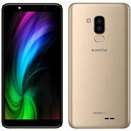 Aligator S6000 Duo zlatá - Mobilný telefón