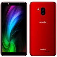 Aligator S6000 Duo červená - Mobilný telefón