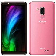 Aligator S6000 Duo ružová - Mobilný telefón