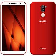 Aligator S5710 Duo červený - Mobilný telefón