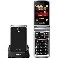 ALIGATOR V710 Senior čierny - Mobilný telefón