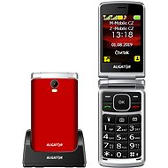 ALIGATOR V710 Senior červený - Mobilný telefón