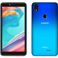 Aligator S5540 Duo 32 GB gradientná modrá - Mobilný telefón