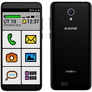 Aligator S5520 Senior čierna - Mobilný telefón