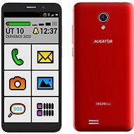 Aligator S5520 Senior červená - Mobilný telefón