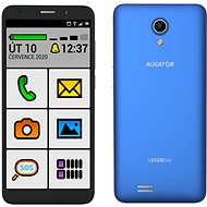 Aligator S5520 Senior modrá - Mobilný telefón