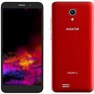 Aligator S5520 Duo červený - Mobilný telefón