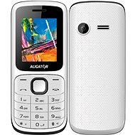 Aligator D210 Dual SIM biely - Mobilný telefón