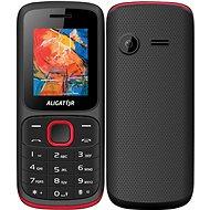 Aligator D210 Dual SIM červený - Mobilný telefón