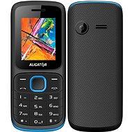 Aligator D210 Dual SIM modrý - Mobilný telefón