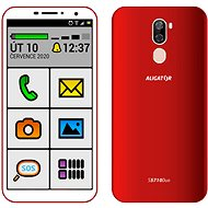 Aligator S5710 Senior 16 GB červený