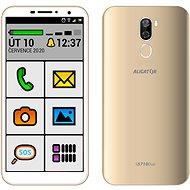 Aligator S5710 Senior 16 GB zlatý - Mobilný telefón