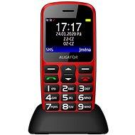 Aligator A690 Senior červený - Mobilný telefón