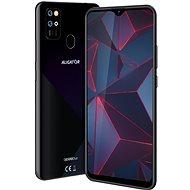 Aligator S6500 Duo Crystal 32 GB čierna - Mobilný telefón