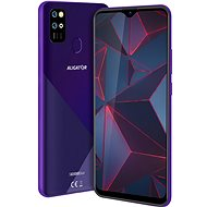 Aligator S6500 Duo Crystal 32 GB fialová - Mobilný telefón