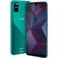 Aligator S6500 Duo Crystal 32 GB zelená - Mobilný telefón