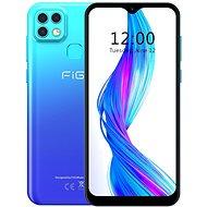 Aligator FiGi Note 1 Pro gradientná modrá - Mobilný telefón
