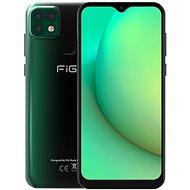Aligator FiGi Note 1 Pro gradientná zelená - Mobilný telefón